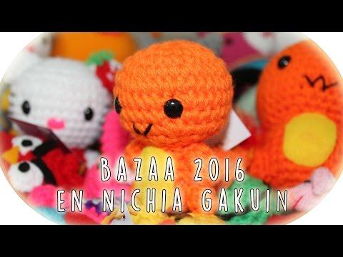 Bazaa 2016: Nichia Gakuin [COMPILADO]