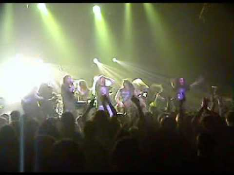 After Forever - Metallian Festival Tour 2004 (Behind The Stage)