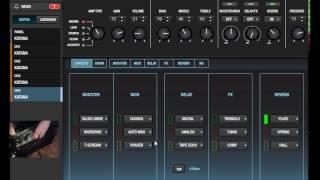 BOSS Katana 100 GA-FC Foot Controller