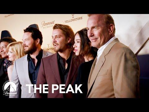 The Peak   Yellowstone Season 2 Red Carpet Premiere   Paramount Network