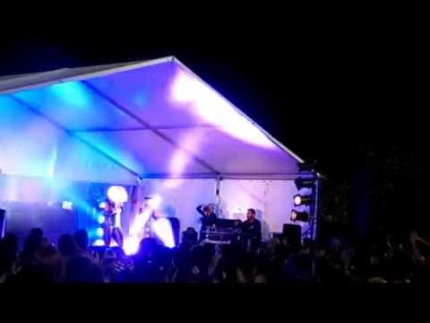 Sneaky Sound System Live show 09/05/2015@ Surfers Paradise, Gold Coast