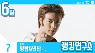 [랭킹연구소] 2021년 6월 보이그룹 순위 (남자아이돌 브랜드)   K-POP IDOL Boy Group …