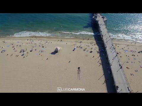 HUNTINGTON BEACH NEWPORT THE WEDGE MANHATTAN BEACH - TRAVEL VLOG 002
