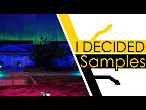 Every Sample From Big Sean's I Decided