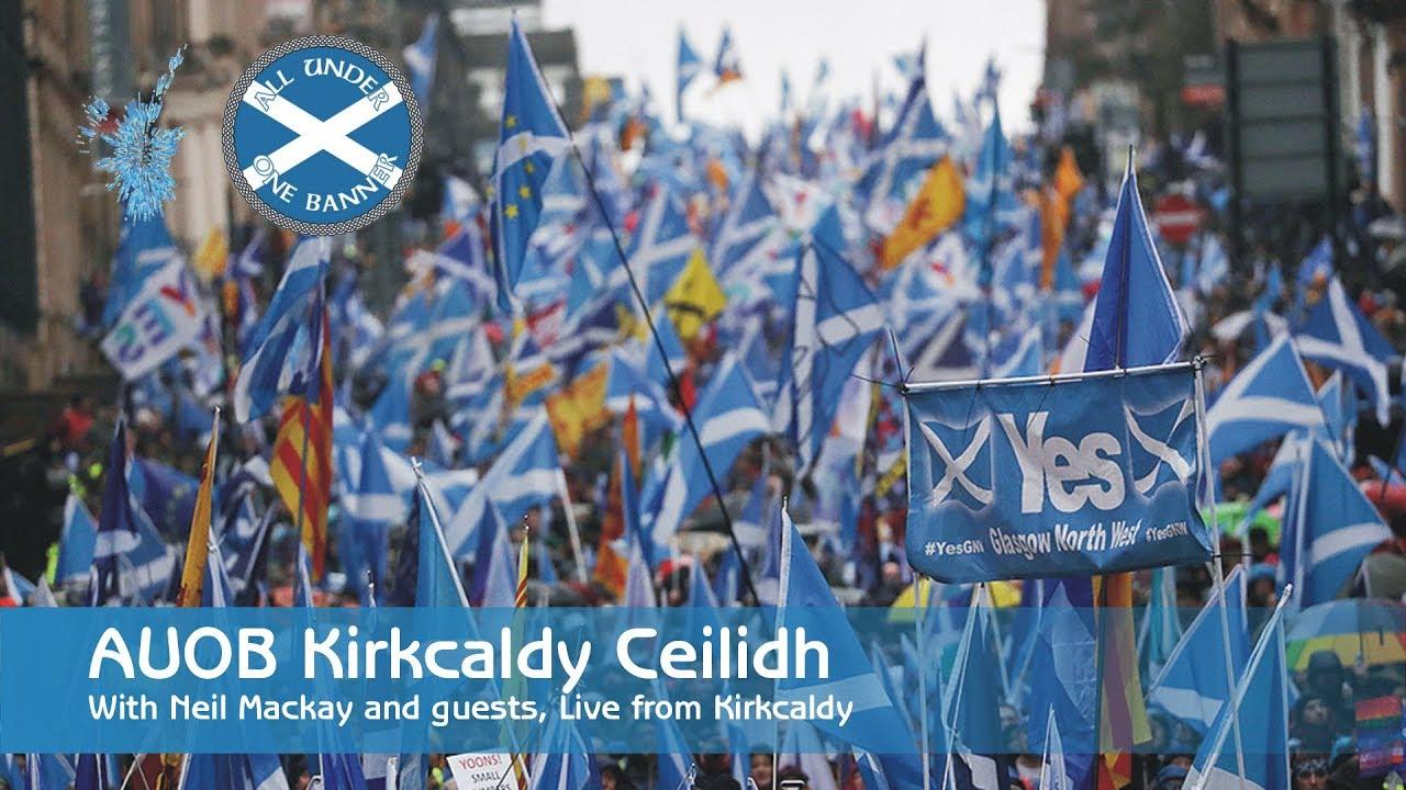 AUOB Kirkcaldy Ceilidh - 01/08/2020