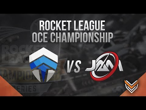 JAM Gaming vs Chiefs - Rocket League OCE Championship Week 5