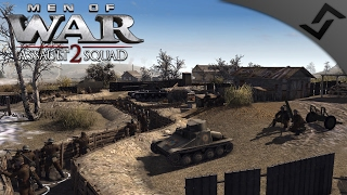 Romanian Line Defense 1943 - Robz Mod - Men of War: Assault Squad 2 Multiplayer