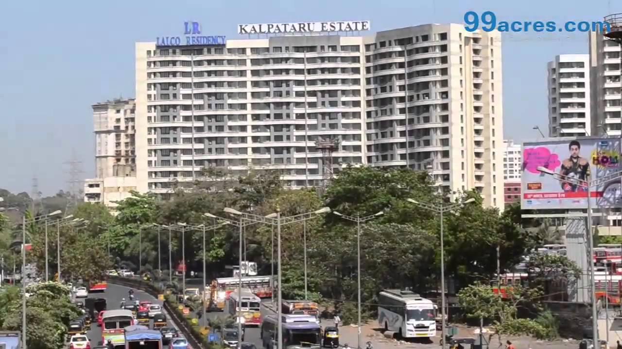 Kalpataru Group Kalpataru Estate JVLR Mumbai Andheri-Dahisar