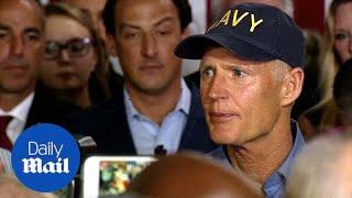 Rick Scott announces that he's running for the U.S. Senate - Daily Mail thumbnail