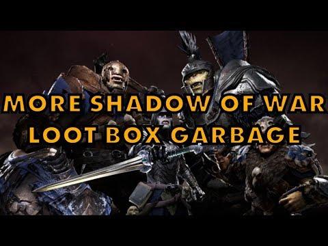 Shadow Of War's True Ending Allegedly Locked Behind Grind Or Loot Boxes