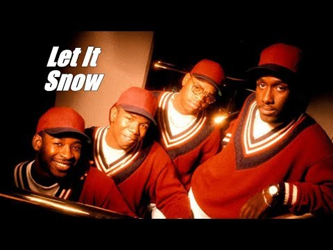 Boyz II Men ft Brian McKnight  Let It Snow wLyrics 1993