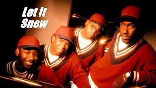 Boyz II Men ft. Brian McKnight - Let It Snow w-Lyrics 1993