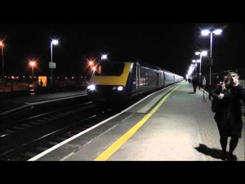 First Class Coach B @ Didcot Parkway 01/02/12