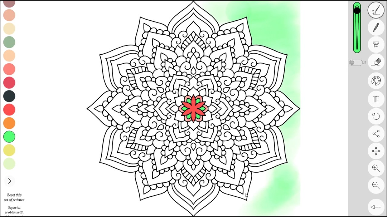Zen coloring books for adults app - Zen Coloring For Adults Windows 10 Instructions