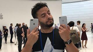 iPhone 8 ve iPhone 8 Plus ön inceleme! Karşınızda yeni iPhone modelleri!