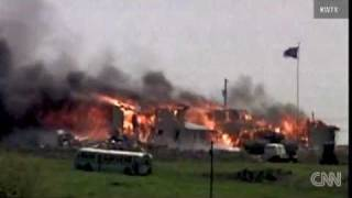 Waco Faith, Fear and Fire CNN After a 51 day stand off tragedy