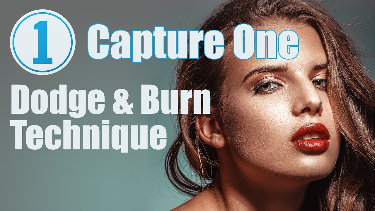 Dodge and burn in capture one 12