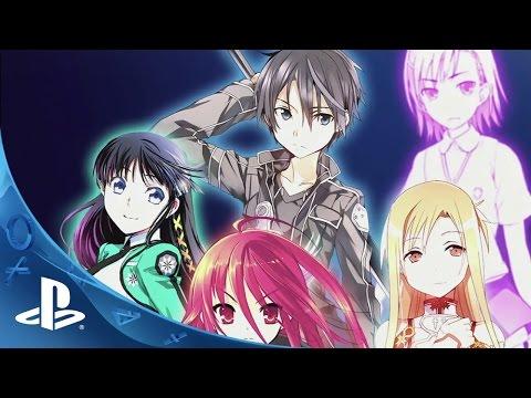 Dengeki Bunko: Fighting Climax -- Announcement Trailer | PS3, Vita