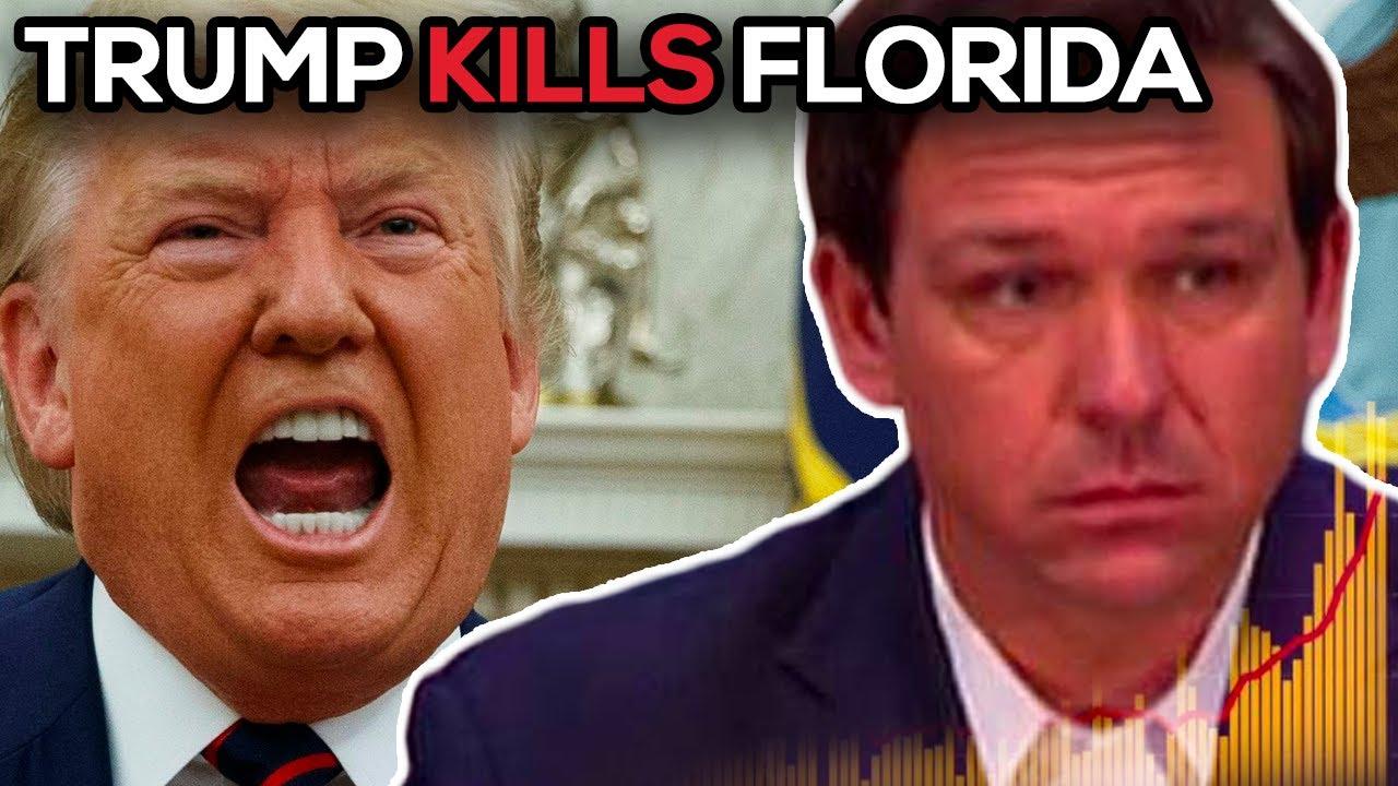 Trump Kills Florida: Florida's Reopening Nightmare Scenario Comes True
