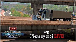 LIVE   American Truck Simulator - #41