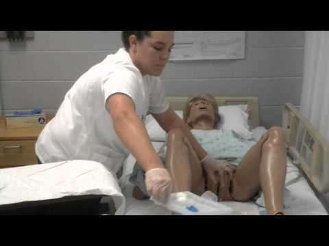 Sterile Catheterization NURS110 Jessica Buchanan
