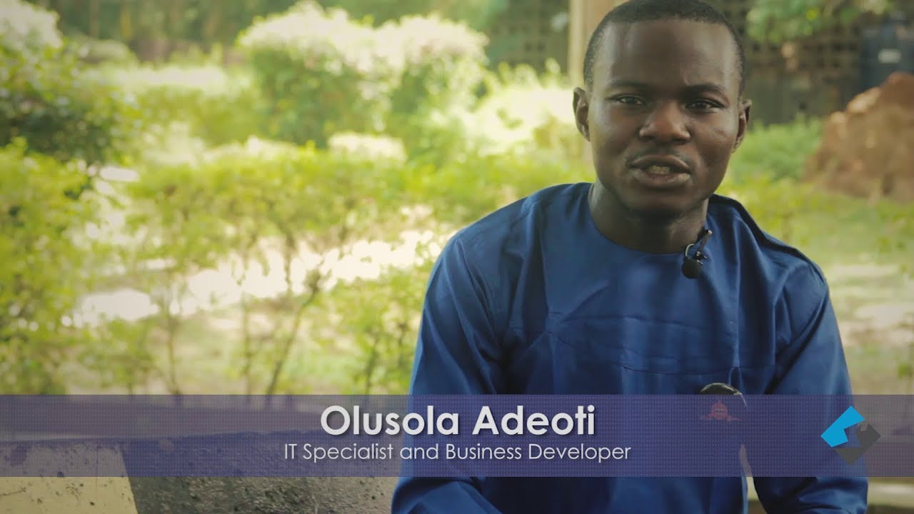 Olusola Adeoti of The PR Africa Shared Easy ways to promote your Blog Brand