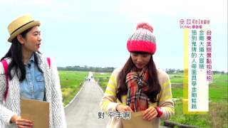 【影.Joy】台東salama第9集-美照景點拍拍拍-金剛大道(長光梯田)