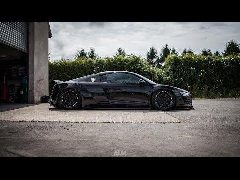 Liberty Walk Audi R8 V10 | 3SDM Alloy Wheels