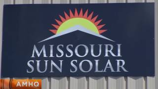 Booming Solar Business Helps Vets