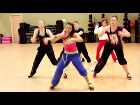 Zumba with Kristine - Push Push by Kat DeLuna & Akon.