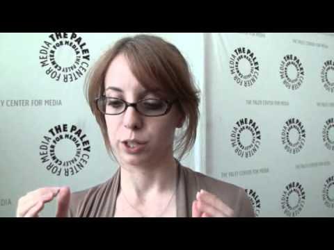 Superman Homepage s Director Lauren Montgomery   conducted by Rennie Cowan