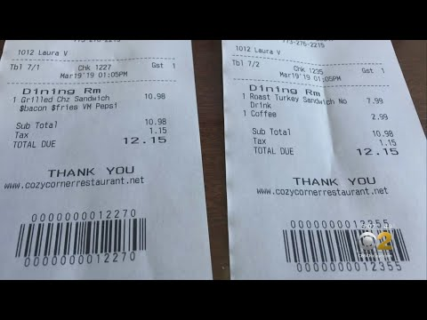 Lance Houston - Chicago Restaurant Adds Extra Charge to Customers Without Telling Them
