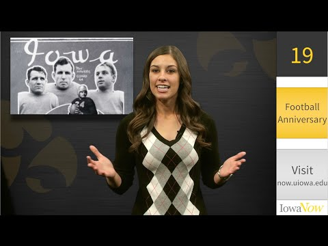 Iowa Now Minute - 11/13/14 on YouTube