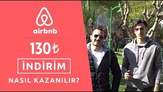 Gambar cover Airbnb'den 130 TL İndirimli Ev Nasıl Kiralanır? ( 2019 )