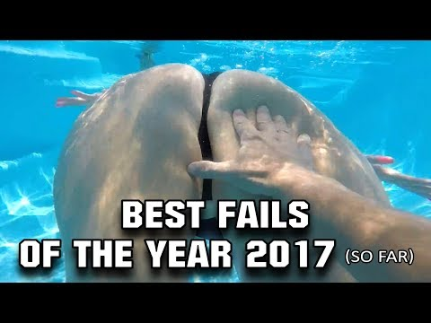 Best Fails of the Year 2017 (So Far) | 1 Hour Special | Awesomania