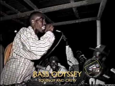 SOUND CLASH! BASS ODYSSEY VS BLACKKAT TRELANY,JAMAICA, CLASH OF THE WARHEADS PT 1