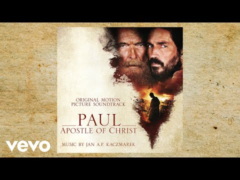 "Jan A P Kaczmarek - Love is the Only Way From ""Paul Apostle of Christ"" Soundtrack"