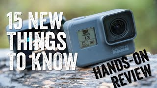 GoPro Hero6 Black Review: 15 Things to Know!