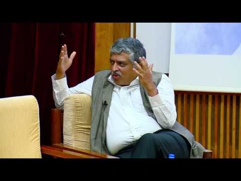 "Nandan Nilekani on ""Indian Economy In The Age Of Technological Disruption"" - Pt 2"