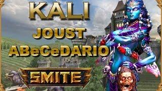SMITE! Kali, Burst damage me habian dicho por ahi! Joust Abecedario #35