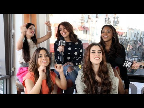 Fifth Harmony Sing Favorite One Direction Song!