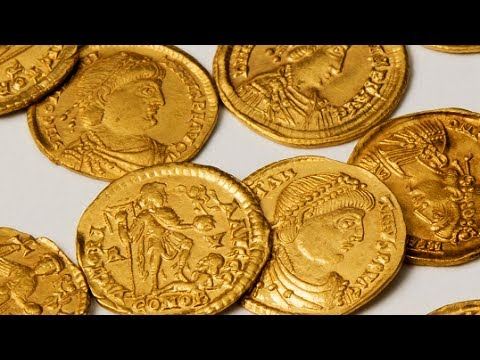 Hoard Of Ancient Roman Gold Coins Found In The Netherlands