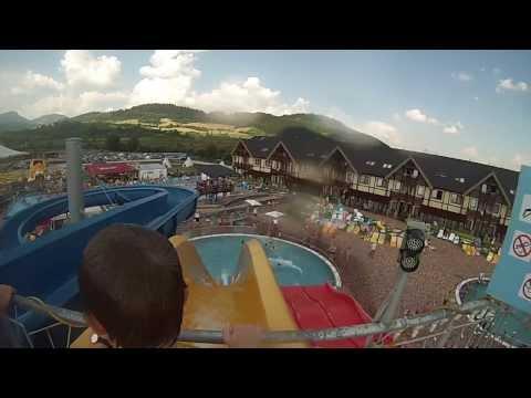 GoPro Aqua Park in Slovakia