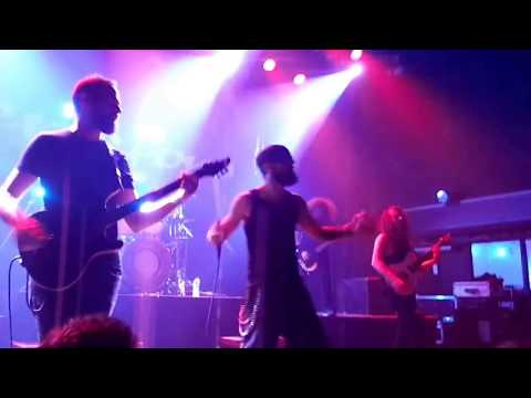 Persefone - The Great Reality live in Nijmegen