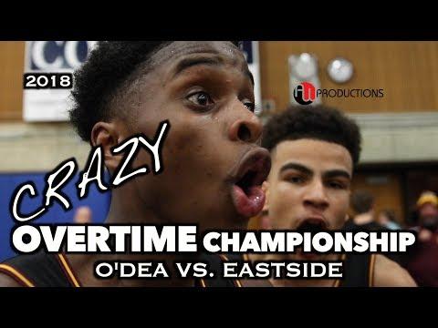CRAZY OVERTIME Championship Game - O'Dea vs. Eastside Catholic