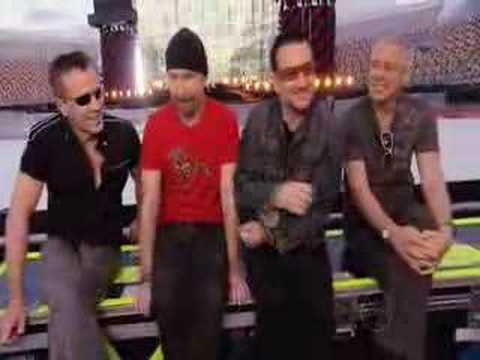 Rove Live U2 Interview