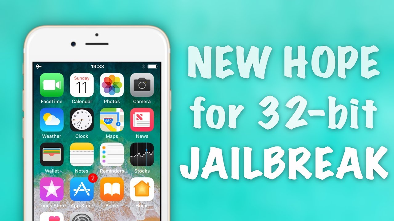 iOS 10 32-bit Jailbreak Update