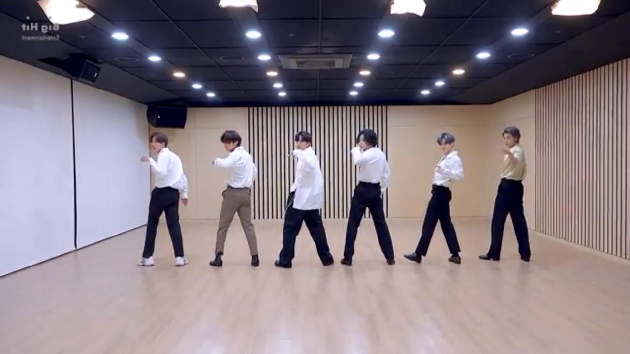 Download (CHOREOGRAPHY) BTS [방탄소년단] 2020 MMA 'Dynamite' Dance Break Practice Mirrored