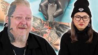Tattoo Artists Share Horror Stories