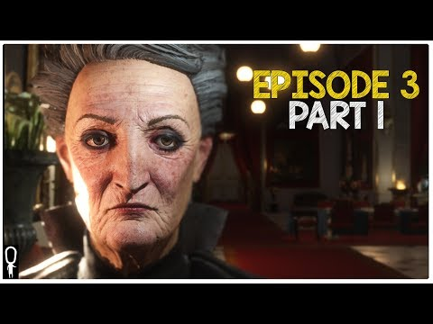 EPISODE 3 WHAT HAPPENED TO MOTHER  - The Council - Part 1 (Episode 3 RIPPLES) Gameplay Lets Play